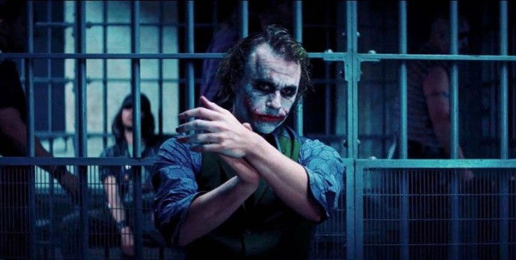 Heath Ledger: No Contest