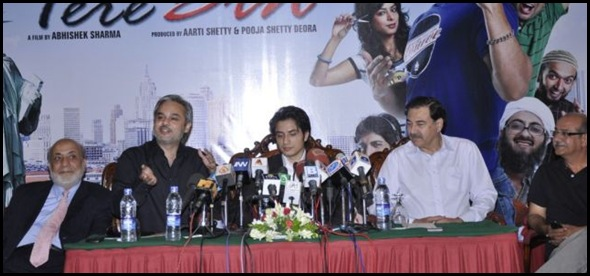 Nawab Hazoor ul Hassan, Asim Qureshi, Ali Zafar, Rashid Khwaja & Mohd Ahmed