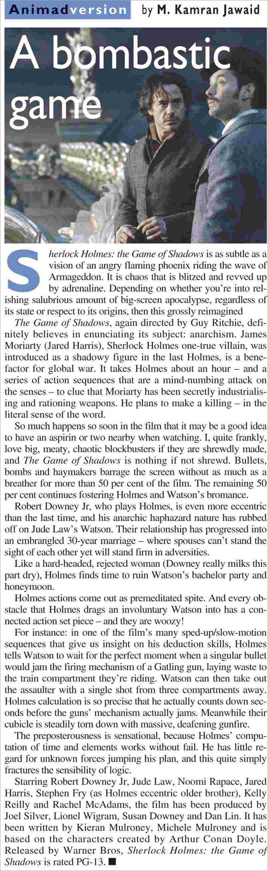 08-01-2012 (Sherlock Holmes 2)