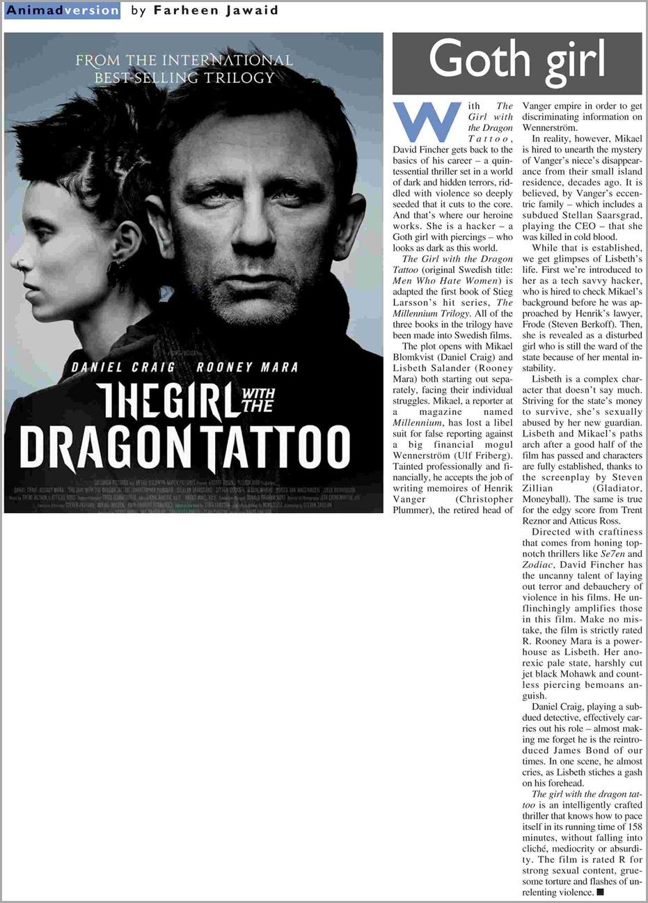 15-01-2012 (Dragon Tattoo)