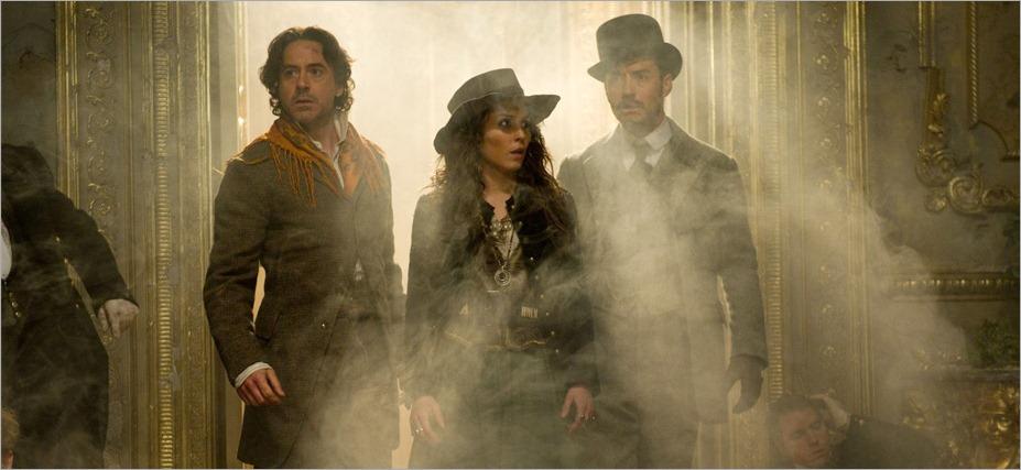 Sherlock Holmes 2 - Blog