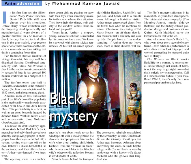 18-03-2012-The Woman in Black
