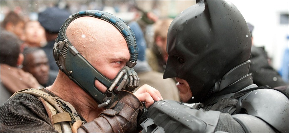 Dark Knight Rises - Blog