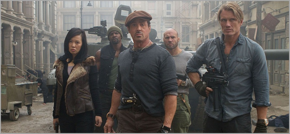Expendables 2 - Blogged 0