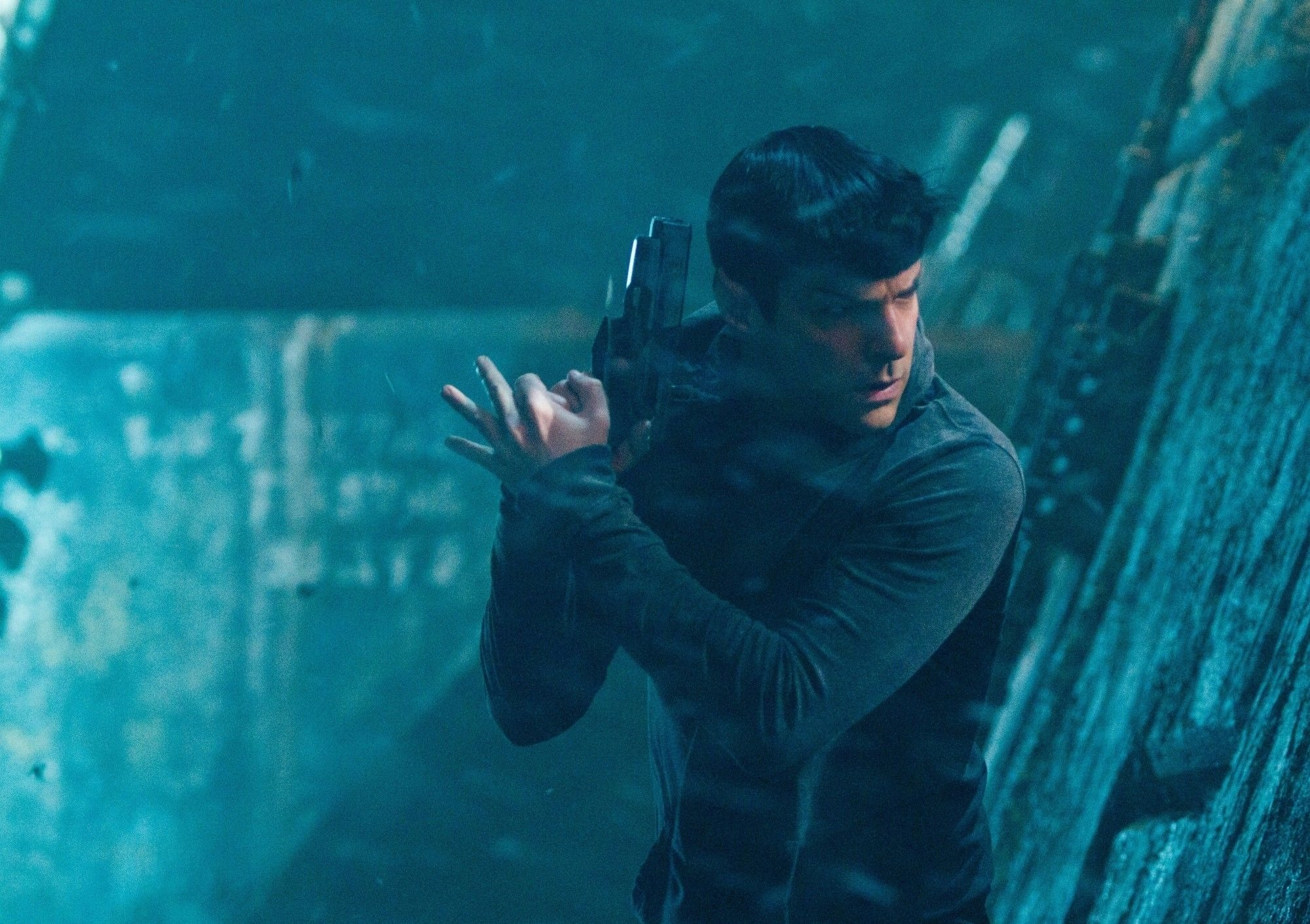 movie review star trek into darkness by kamran jawaid