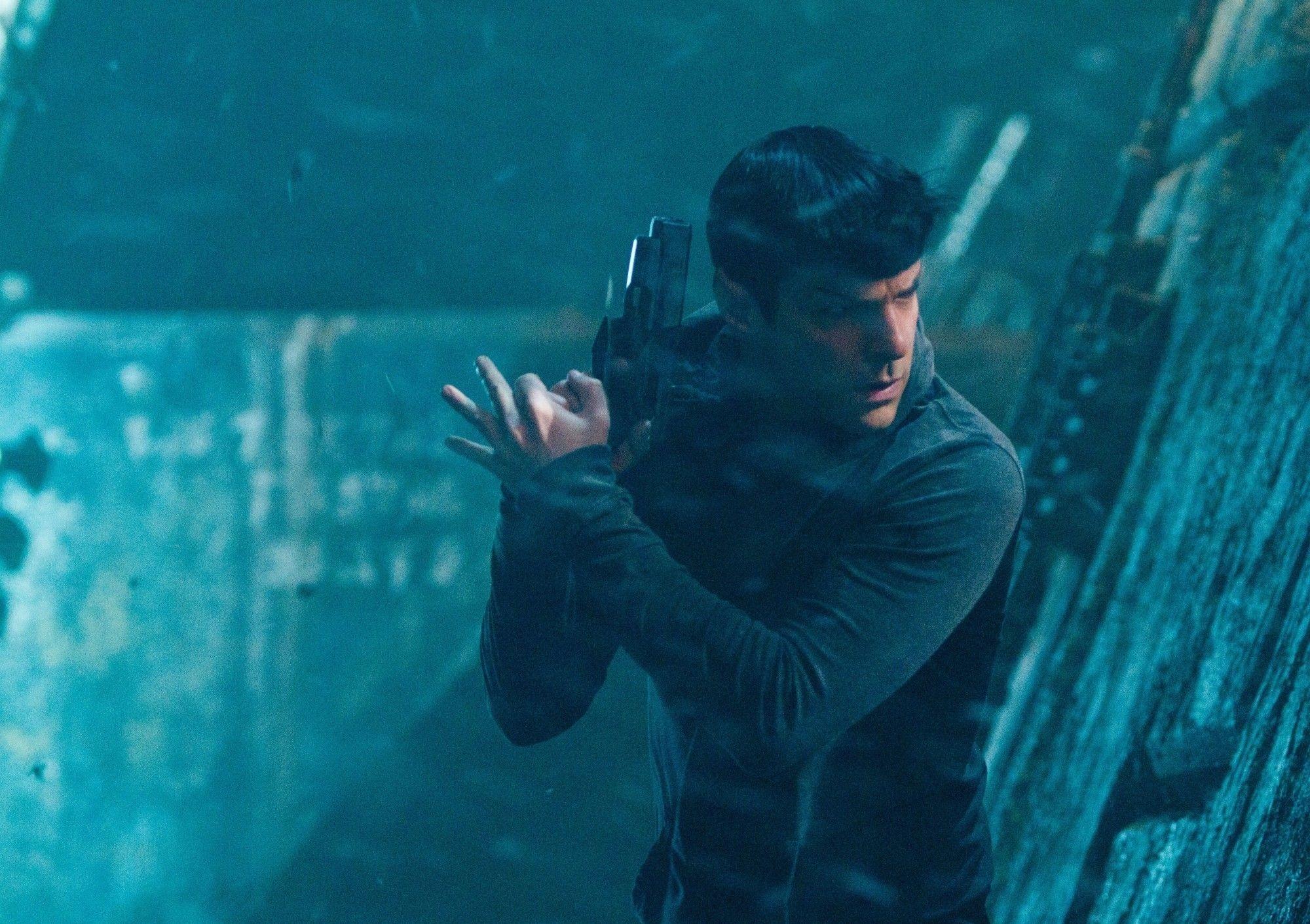 Movie Review: Star Trek Into Darkness by Kamran Jawaid ...