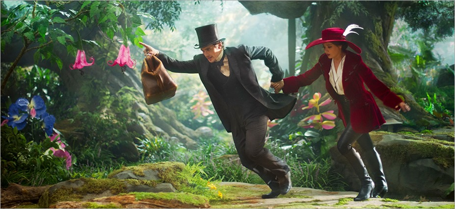 Oz - The Great and Powerful-Blog