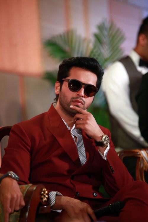 Fahad-Mustafa-Cast-of-Actor-in-Law