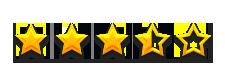 Stars - Mag 3.5